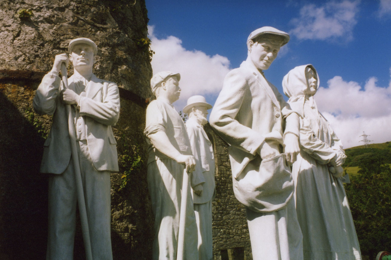 Exterior Figures, Wheal Martyn